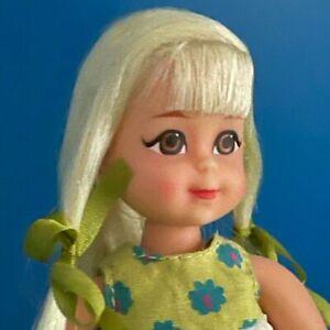 Vintage Barbie Tutti's friend Blonde Chris wearing 'Sea-Shore Shorties' #3614