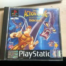 Disney's Hercules Black Label PS1