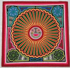 Huichol Yarn Painting 12x12 #3