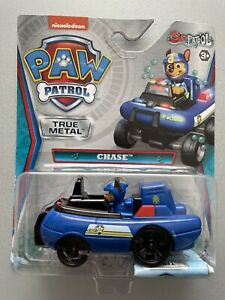 Paw Patrol. True Metal. CHASE. Sea Patrol. New