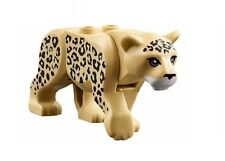 LEGO LEOPARD ~ Authentic Minifigure Minifig Big Cat Jungle Zoo Animal  ** NEW **