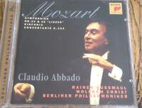 CLAUDIO ABBADO & BP | MOZART (LINZER-) SYMPHONIEN 23 & 36 | ℗ 1996 SONY