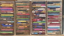 Nupastel Vintage Pastels / Eberhand Faber 4 Boxes of 24 Nupastel Color Sticks