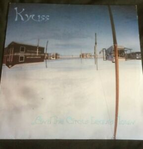 Kyuss ...And The Circus Leaves Town Vinyl LP 1999 Press Stoner Rock