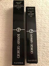 Georgio Armani Mascara Lip  Maestro