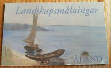2003 Aland Stamp Booklet Of 8 Stamps - Landscapes - Complete & Unused