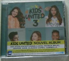 FOREVER UNITED - KIDS UNITED 3 (CD) NEUF SCELLE