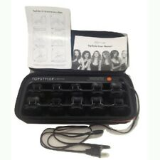 TopStyler by InStyler Hot Rollers Curlers Heated Ceramic Styling Shells & Case