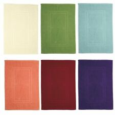 "JOY Plush Bleach/Cosmetic Resistant Bath Mat 20""x 30"" 489322-J"
