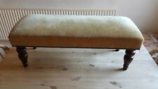 Footstool pouffe - High Quality Classical style