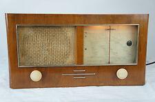 Loewe Radio Komet 2650W Röhrenradio Radio Röhre Tube 1949/1950 gecheckt