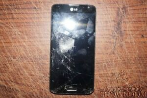 Used & Untested LG L90 D405N Grey Smart Phone For Parts & Repairs Only