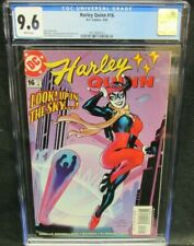 Harley Quinn #16 (2002) Dodson Cover CGC 9.6 White Pages CW274