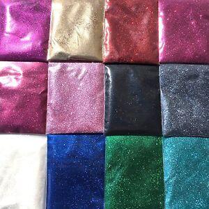10g Ultra Fine Glitter Dust Powder For Soap Wine Glass Body Nail Art Gel Craft