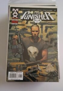 THE PUNISHER  (2004 7th Series) (ENNIS/BRADSTREET/) LOT OF 53 VF/NM