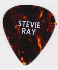 ViNtAgE STEVIE RAY VAUGHAN GUITAR PICK Turtle Tortoise Fender TEXAS BLUES SRV