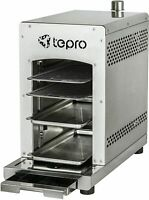 Tepro 3184 Toronto Parrilla Superior Parrilla de Gas 800°C