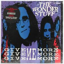 The Wonder Stuff, Give, Give, Give Me More, More, More  Vinyl Record *USED*