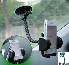 Universal Car Mobile Phone Windshield Suction Holder Mount Cradle For Cell Phone