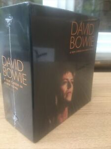 DAVID BOWIE - A NEW CAREER IN A NEW TOWN 1977-1982 11CD NEW/SEALED