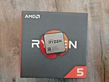 AMD Ryzen 5 1600X 3.6GHz (4 GHz Turbo) 6-Core AM4 Desktop Processor