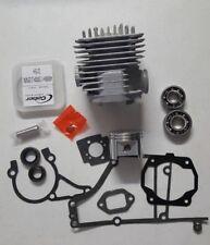stihl ts 400 cylinder nikasil plated w/gaskets & bearing set
