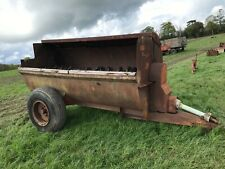 More details for marshall dung spreader £980 - located gatwick