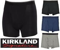Kirkland Mens Boxer Pima Cotton Confort Fit Underwear 2 Pk Variation NEW REPACK