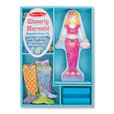Melissa & Doug Waverly Mermaid Magnetic Dress-Up Set