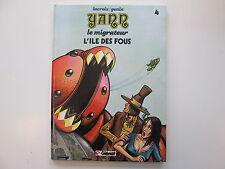 YANN LE MIGRATEUR T4 EO1982 TBE L'ILE DES FOUS