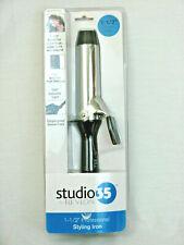 "Revlon Studio 35 1 1/2"" Professional Styling Iron RV143C Curling Wand"