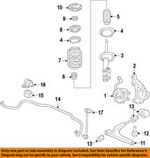 GM OEM Front Suspension-Lower Control Arm 23354433