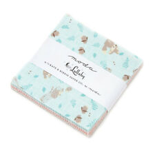 """Moda FABRIC Charm Pack ~ LULLABY ~ by Kate & Birdie 42 - 5"""" squares"""