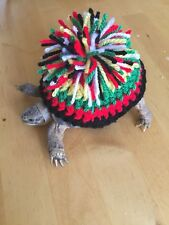 crochet tortoise turtle cozy raster bobble hat jumper garden finder photo props