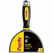 """Purdy 6"""" flexible stainless steel putty joint knife rust resistant"""