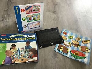 Lakeshore Learning Instant Learning Center Counting Preschool Prek Math