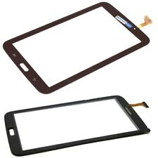 """For Samsung Galaxy Tab 3 7"""" T210 Touch Screen Glass Panel Digitizer Brown OEM"""