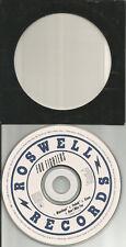 FOO FIGHTERS 1995 BONUS 4 UNRLEASED TRK PROMO CD Single Ace Frehley KISS TRK