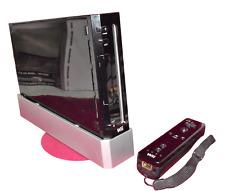 Black Nintendo Wii Console with Wiimote RVL001(AUS)