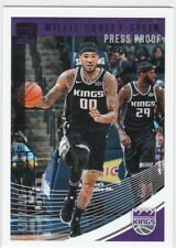 Willie Cauley-Stein - 2018/19 Donruss Basketball , Press Proof  (Purple) /199