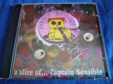 CAPTAIN SENSIBLE - A Slice Of Captain Sensible CD New Wave / The Damned