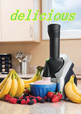 Ice Cream Dessert Maker Frozen Banana Fruits desert