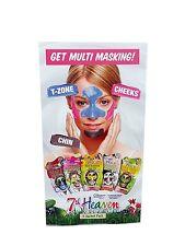 Montagne Jeunesse 7TH heaven Get Multi Masking 5 Sachet Mask Pack Set
