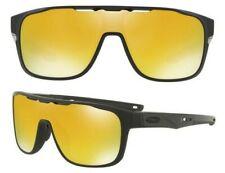 Oakley Sportbrille OO9387-0631 CROSSRANGE verspiegelt Ausstellungsstück F Y2 H