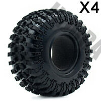 "4PCS 2.2"" Tyre for 1/10 RC Axial SCX10 RR10 Wraith 90056 90045 90031 90020 YETI"