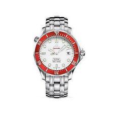Runde mechanische (automatische) Armbanduhren mit 12-Stunden-Zifferblatt OMEGA