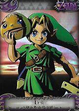35pcs lot set The Legend of Zelda Wild Link Princess Trading Cards Stickers