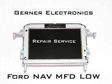 Reparación Ford Nav Mfd Low Displaymodul