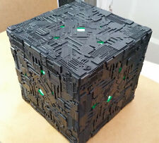Eaglemoss Star Trek Ship Collection Special Edition Borg Cube - Lights up