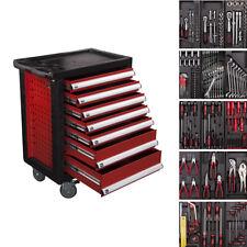 VAGONE attrezzi mit 7 cassetti incl. 5 con CRV Carrello porta-attrezzi COMPLETO